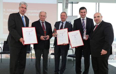 2012 Hans-Jörg Schelling, Bernhard Felderer, Bernhard Engleder, Martin Meyer, David Ungar-Klein
