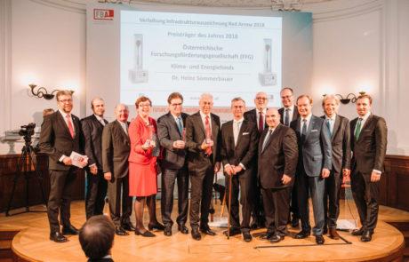2018 FFG, Klima- und Energiefonds, Heinz Sommerbacher